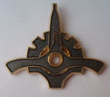 Disney Star Wars Emblems Galactic Senate Symbol Pin (UC77133)