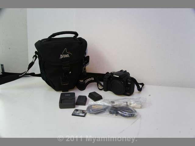 Canon EOS Kiss X BODY (Rebel XTi / EOS 400D) 10 MP Digital