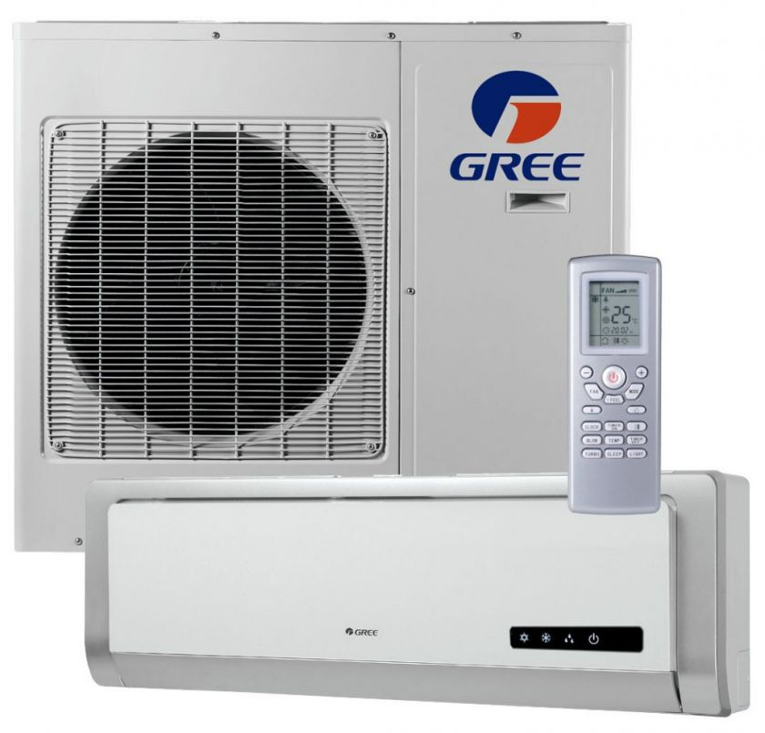 DUCTLESS MINI SPLIT AIR CONDITIONER HEAT PUMP 12K BTU